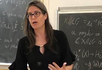 Prof. Susan Tolman's talk at Villa Battelle