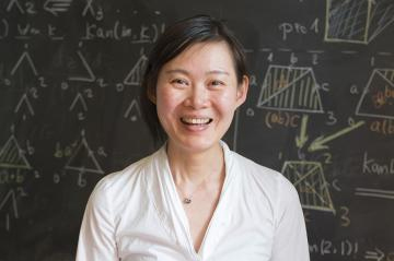 Balancing Yin and Yang in the field of Mathematics: Interview with Prof. Chenchang Zhu