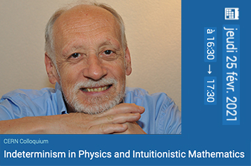 Indeterminism in Physics and Intuitionistic Mathematics