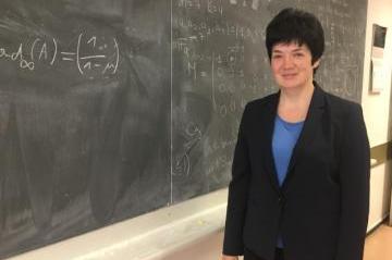 Prof. Anna Rodina - Visiting Professor