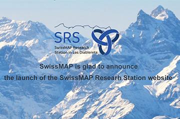 SwissMAP Research Station (SRS) website