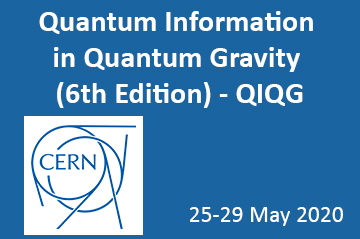 Quantum Information in Quantum Gravity (6th edition) - QIQG