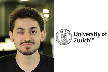 New member: Frank Trujillo (UZH, C. Ulcigrai's Group)