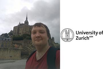 New member: Przemyslaw Berk (UZH, C. Ulcigrai's Group)