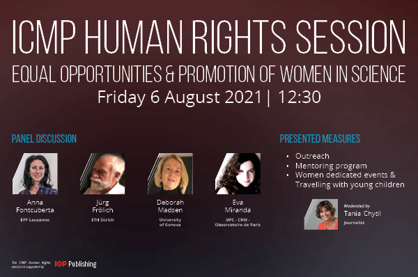 ICMP Human Rights Session