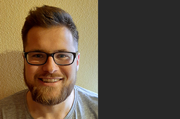 New member: Florian Stäbler (UNIGE, E.  Sukhorukov Group)