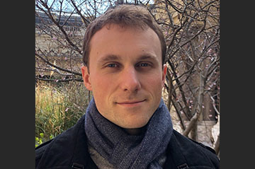 New member: Alastair Abbott (UniGE, N. Brunner Group)