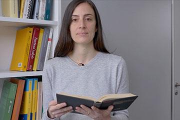 Meet Chiara Saffirio, mathematician at the University of Basel.