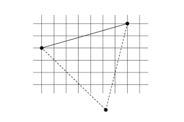 Vertices and Lattice Points