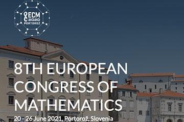8th European Congress of Mathematics (ECM), online 20-26 June