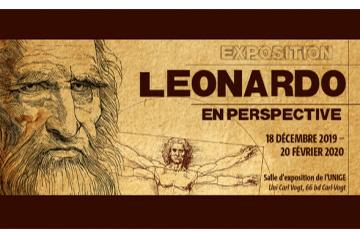Exhibition - Leonardo en Perspective