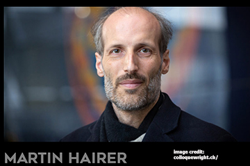 Martin Hairer is the single winner of the 2021 Breakthrough Prize in Mathematics