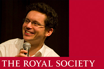Wendelin Werner elected to the Royal Society