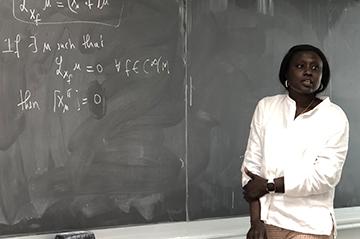 Aissa Wade (Penn State) - Visiting Professor